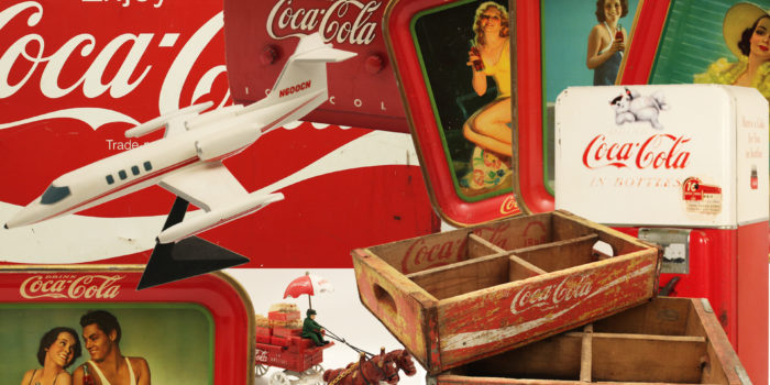 World Of Coca-Cola – From The Executive Offices Of Coca-Cola Bottling Elyria, OH