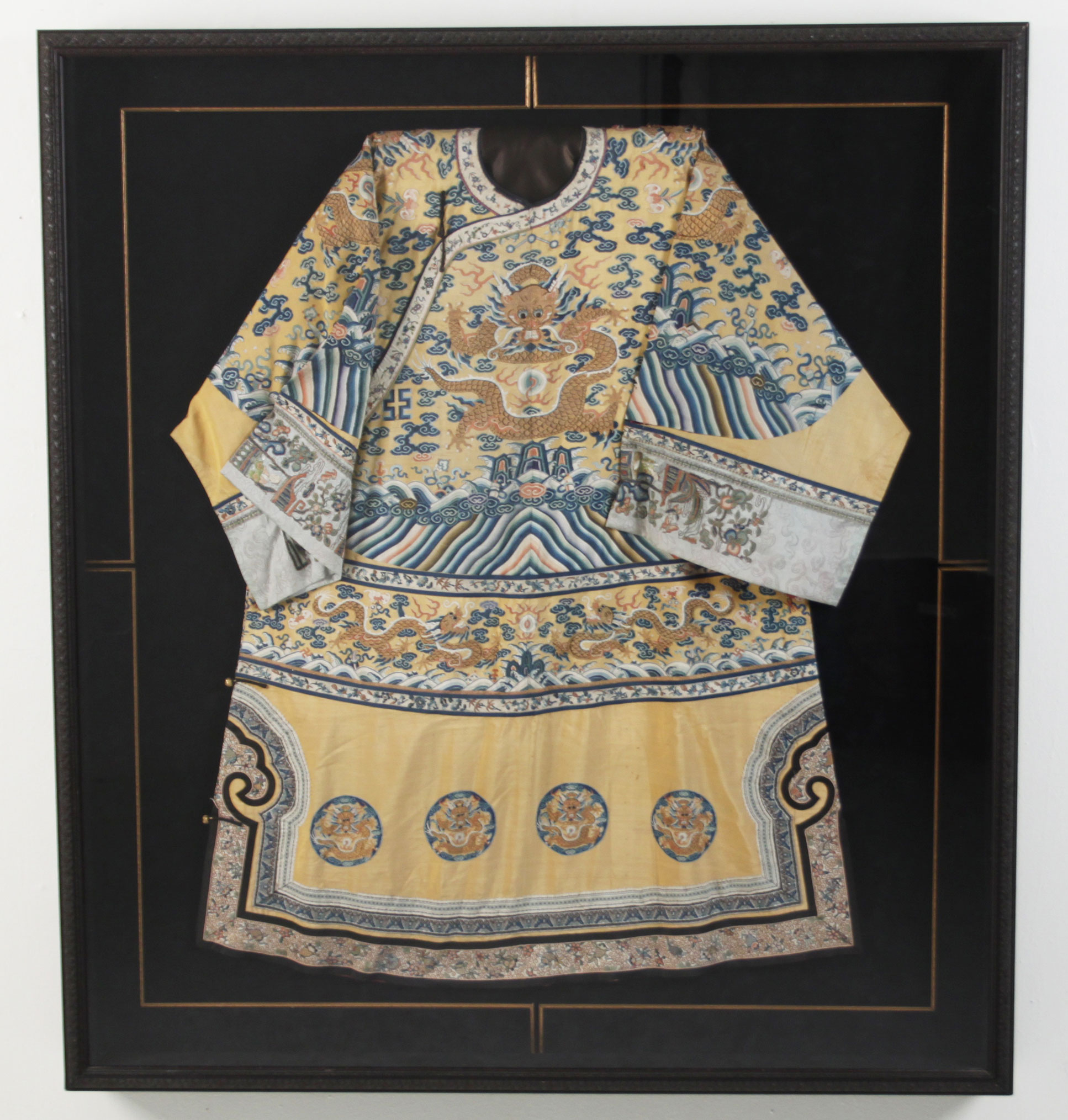 Chinese Qing Dynasty Court Robe