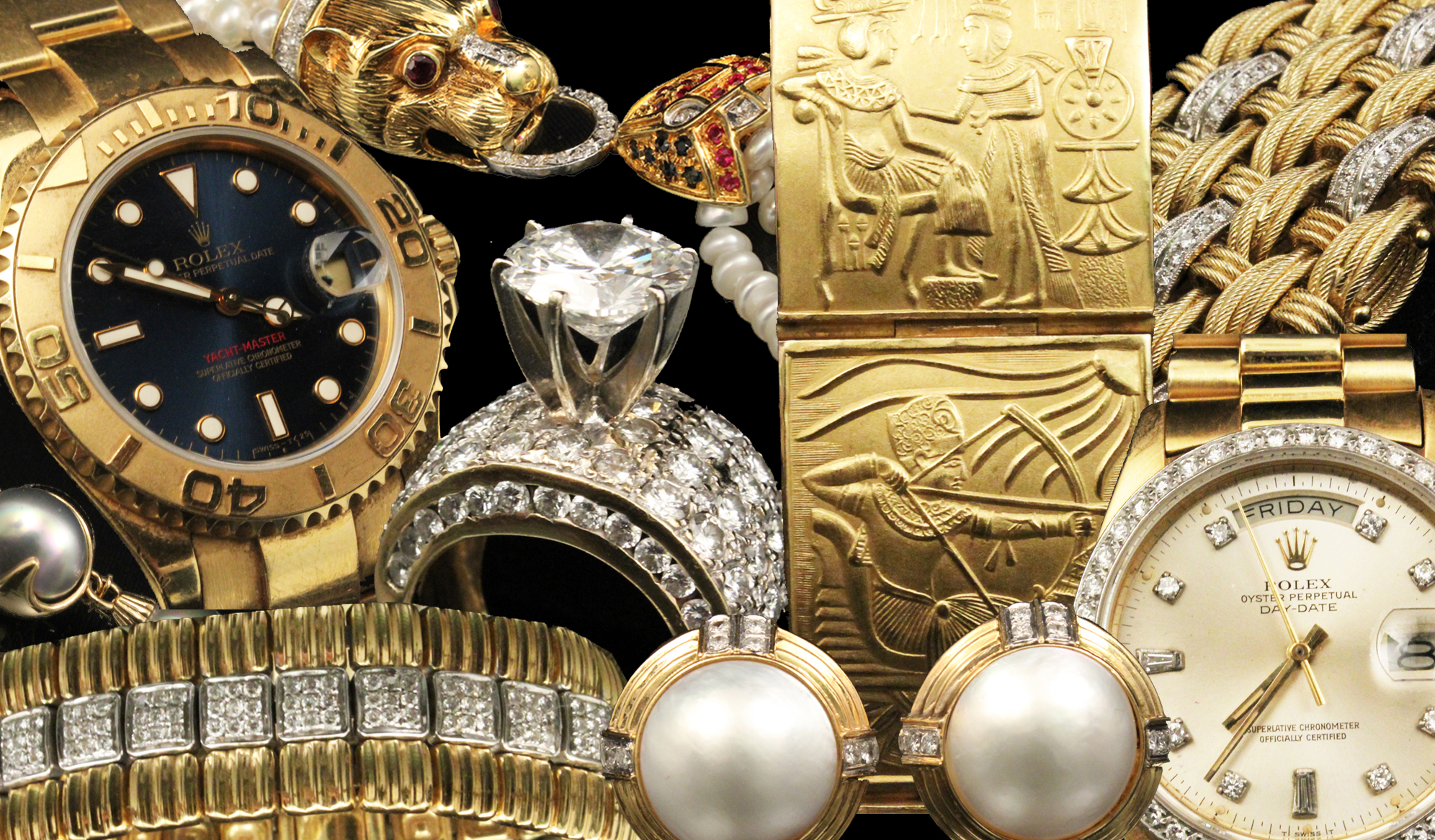 The International Jewelry Collection Of Jim And Jo Webb