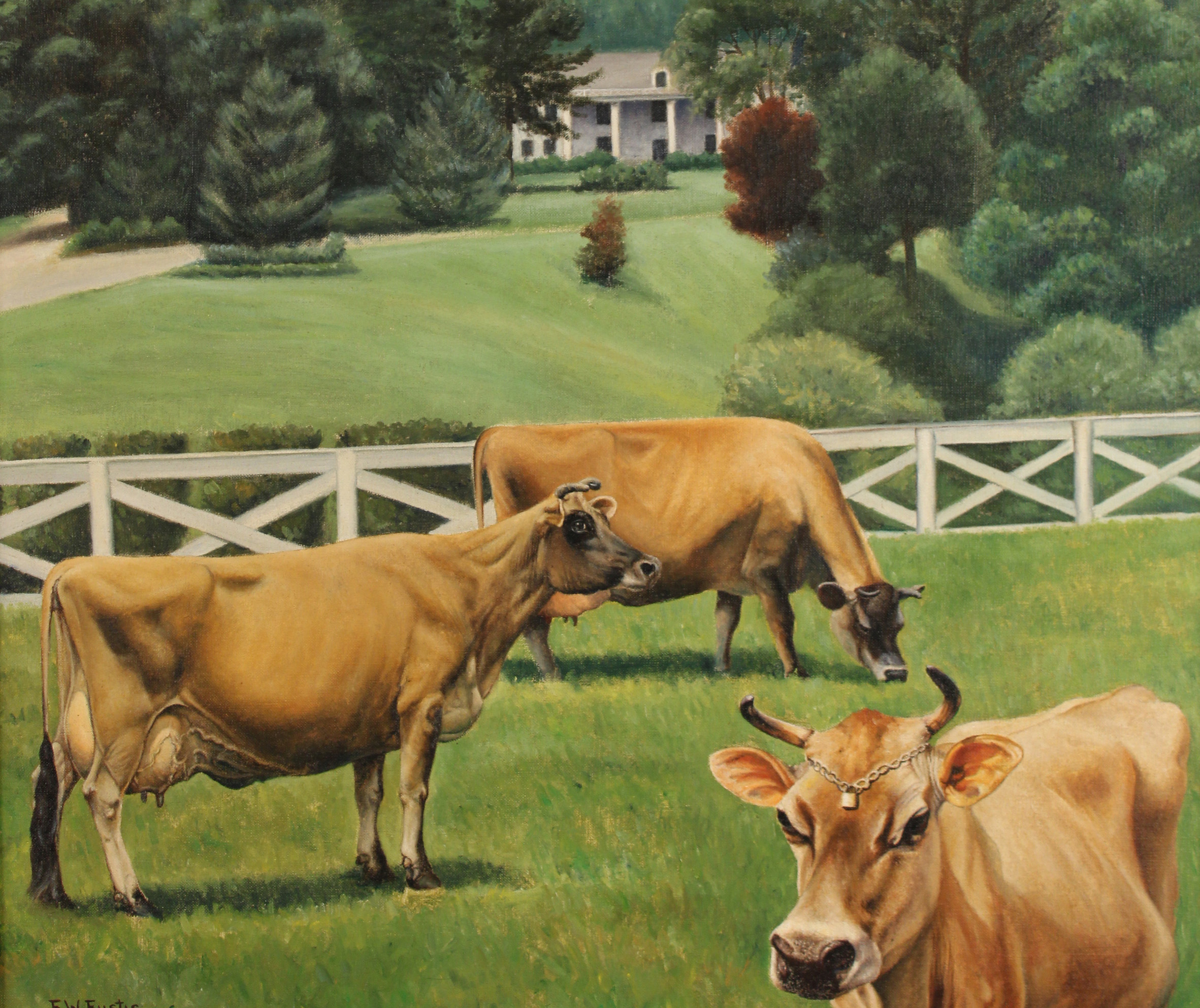 Contents Of Happy Valley Farms And The Judd Collection