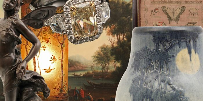 Clements Summer Auction Showcases Jewels Of The South